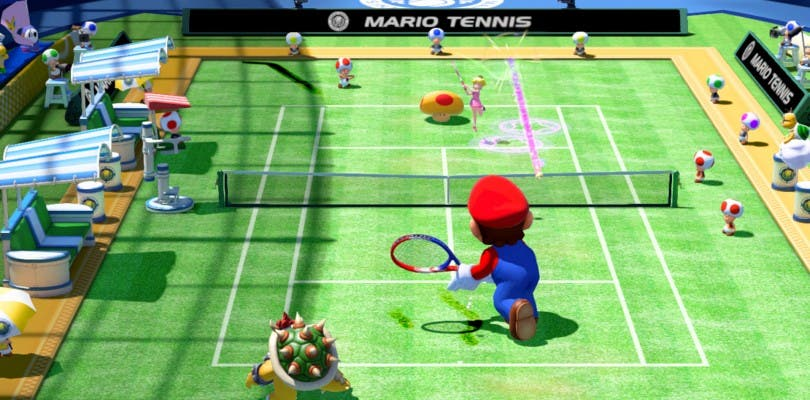 Nuevo vídeo de Mario Tennis: Ultra Smash