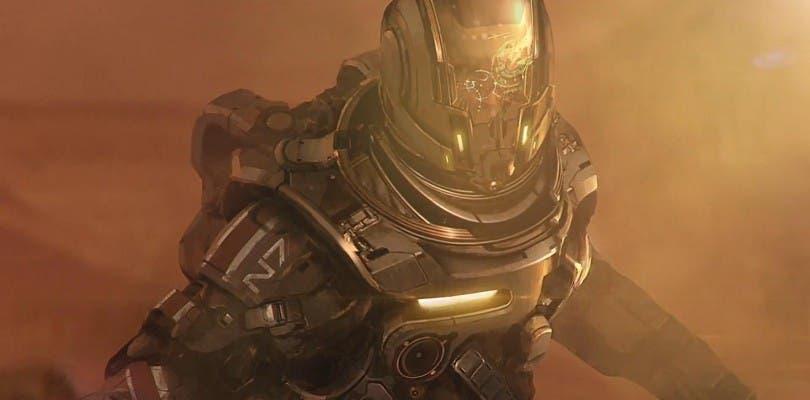 Confirmada la fecha y plataformas de Mass Effect Andromeda