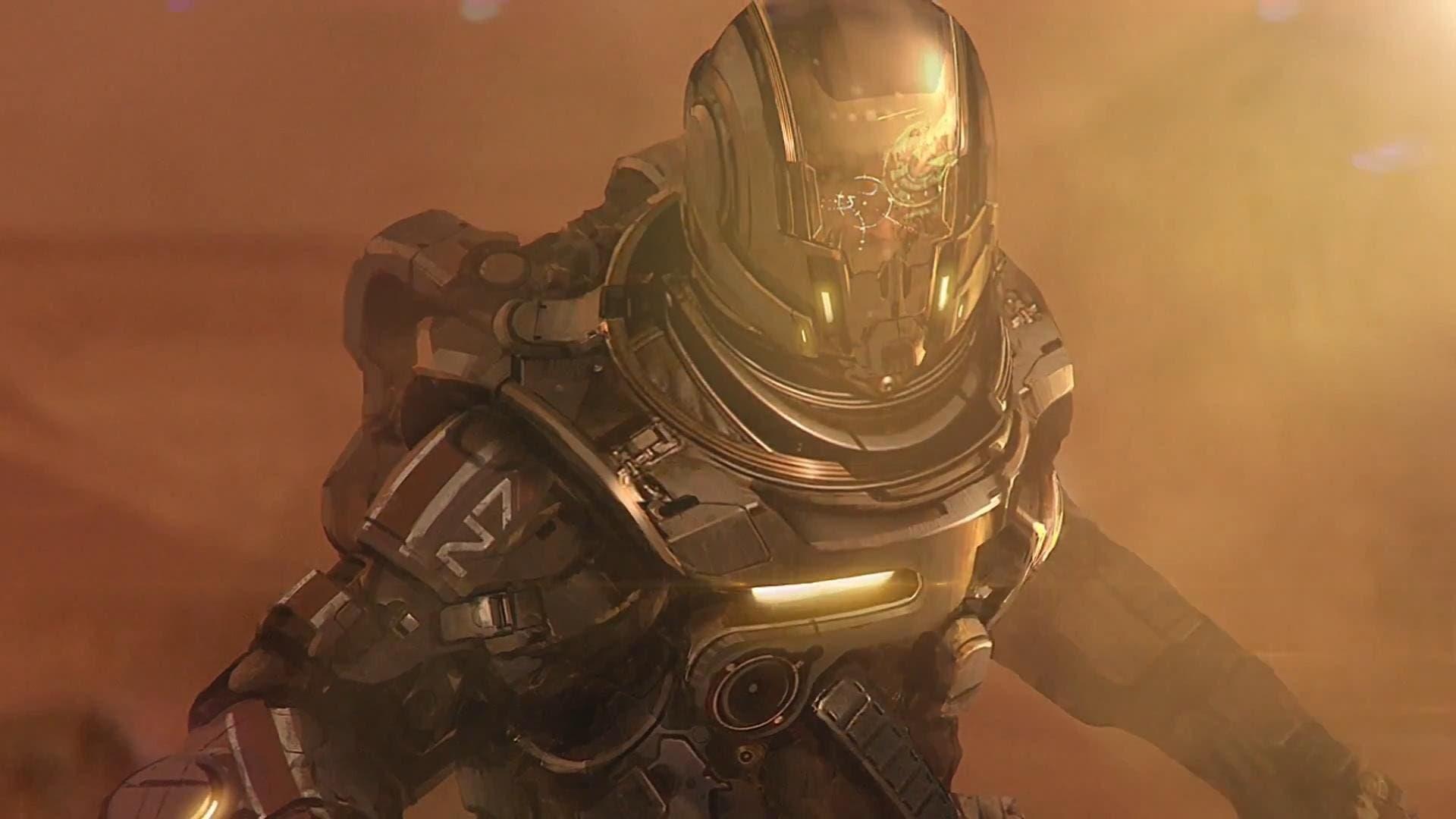 Imagen de Se descubre un posible nombre del protagonista de Mass Effect Andrómeda