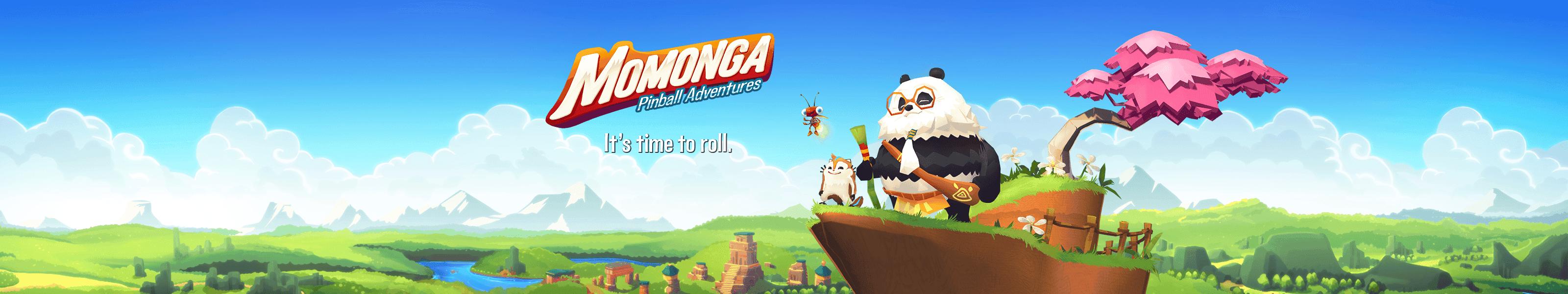 Momonga Banner Wide