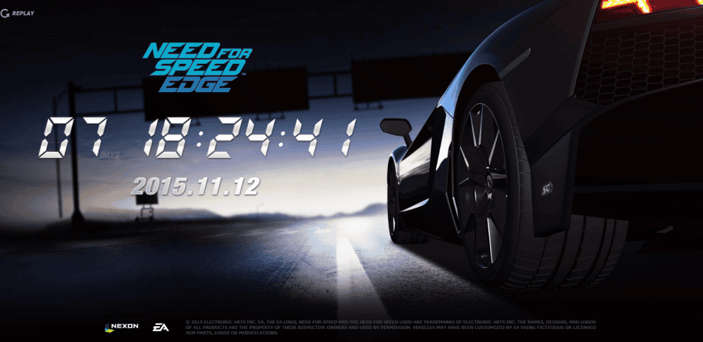 Need for speed edge (2)