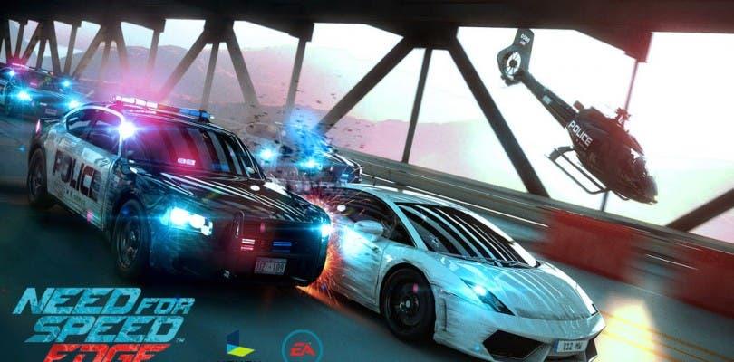 Nuevo tráiler de Need for Speed Edge