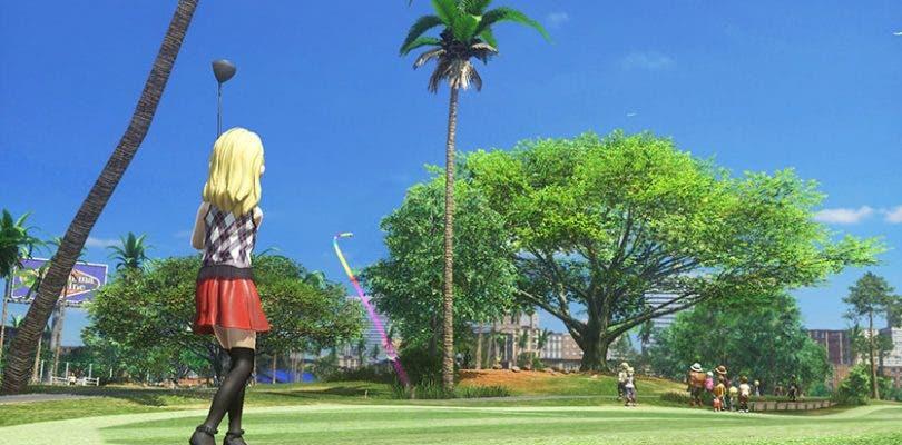 Nuevo tráiler de New Hot Shots Golf para PlayStation 4