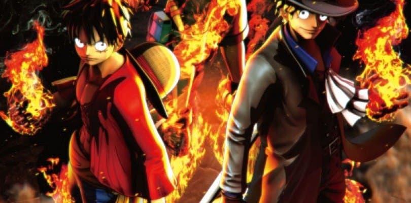 Dos nuevos personajes confirmados para One Piece: Burning Blood