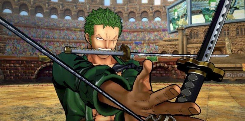 Dos nuevos gameplays de One Piece: Burning Blood