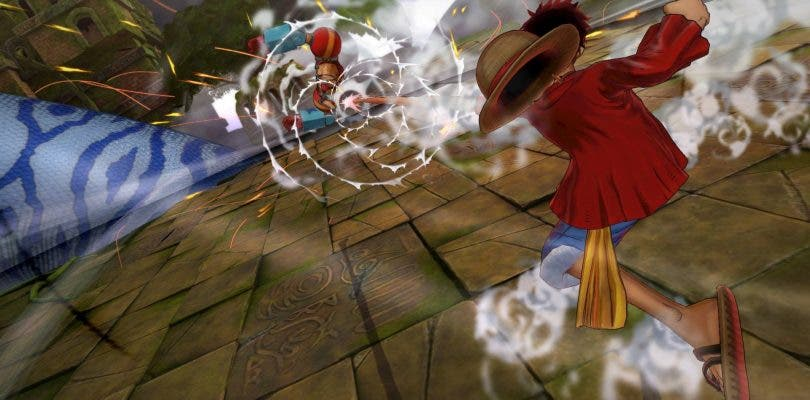 Nuevo y espectacular gameplay de One Piece: Burning Blood