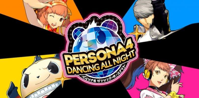 BadLand Games distribuirá en nuestro país Persona 4: Dancing All Night