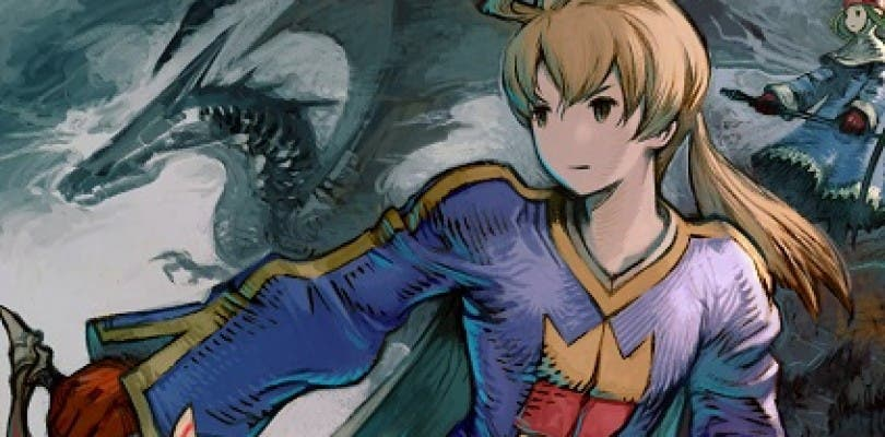 Ramza se deja ver levemente en Dissidia Final Fantasy