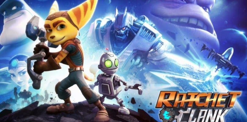 Se descubre una pequeña referencia a una gran saga en el vídeo del nuevo Ratchet & Clank