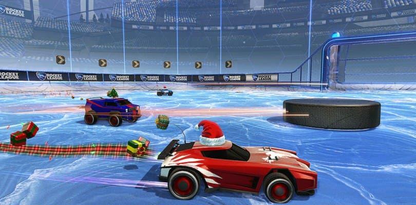 """Comienzan los """"Juegos de Invierno"""" en Rocket League"""