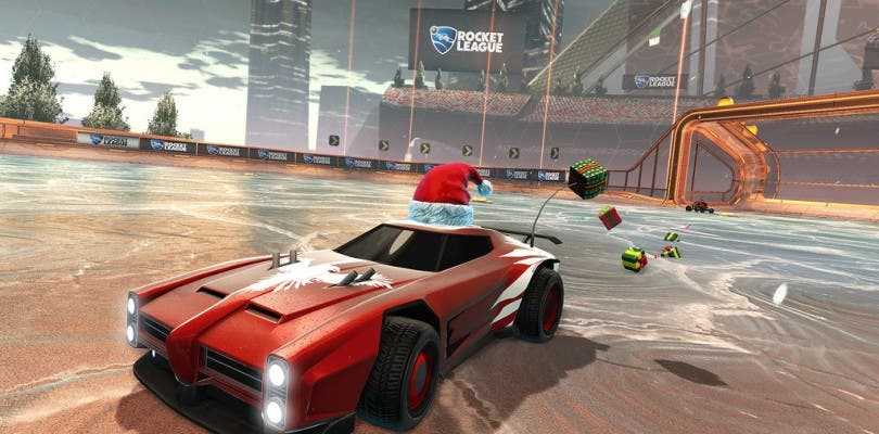 Rocket League prepara la Navidad con el evento Winter Games