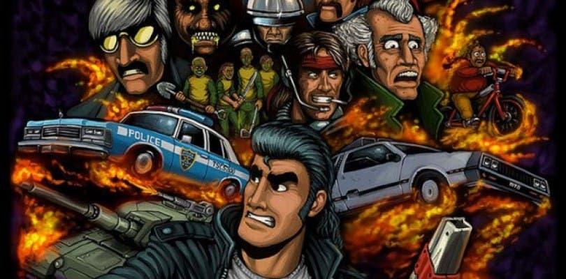 Anunciado Shakedown Hawaii, la secuela de Retro City Rampage