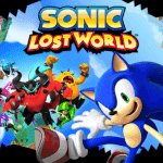 Sonic Lost World para Wii U y 3ds