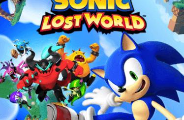Nuevo vídeo de Sonic Lost Worlds