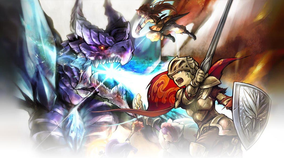 Imagen de Ya se puede reservar la edición coleccionista de Final Fantasy Explorers