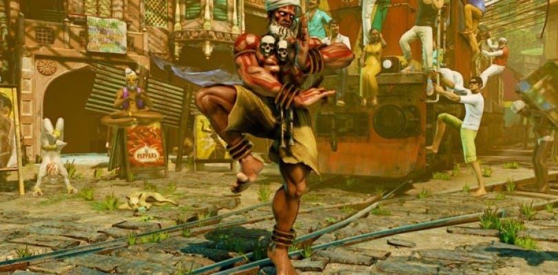 Ya se conocen fecha y hora para la próxima beta de Street Fighter V