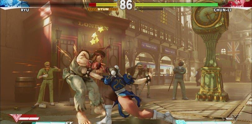Filtrados los 6 personajes descargables de Street Fighter V