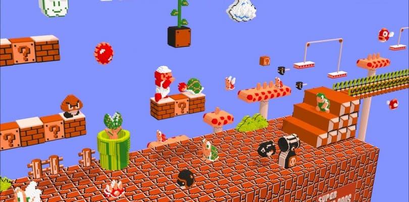 Se pone a la venta un curioso reloj de edición limitada de Super Mario Bros.