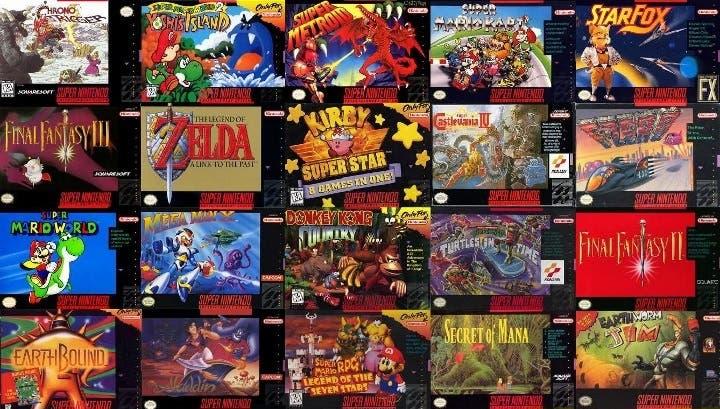 Super Nintendo 2