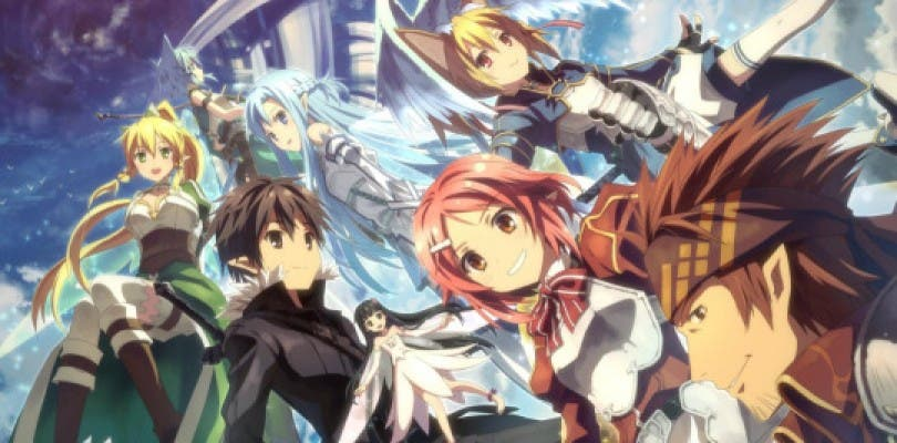 Sword Art Online: Hollow Realization muestra a fondo sus combates