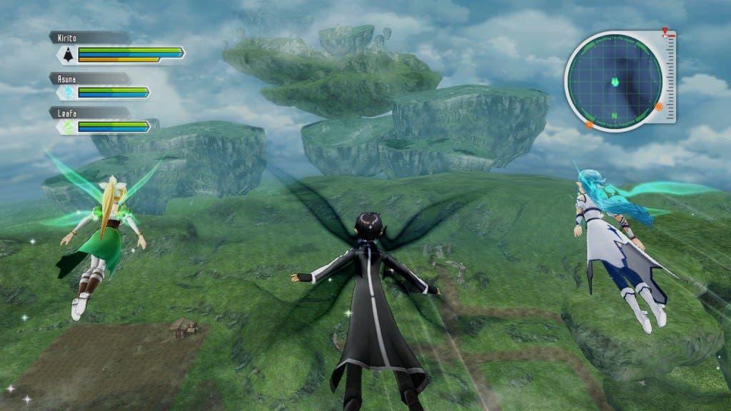 Sword Art Online Lost Song (285465633) Areajugones