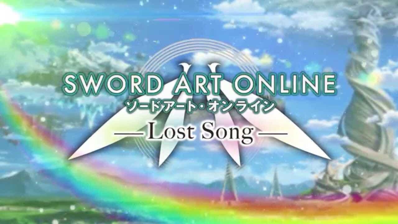 Sword Art Online Lost Song (4) Areajugones