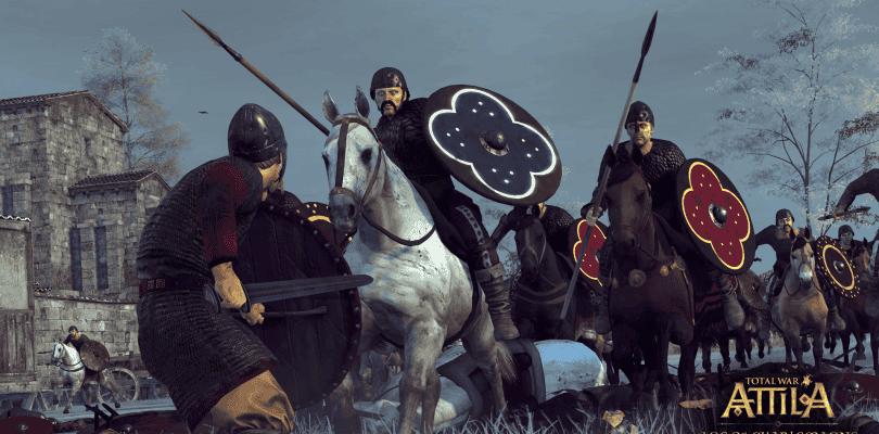 Total War: Attila llega a la época de Carlomagno