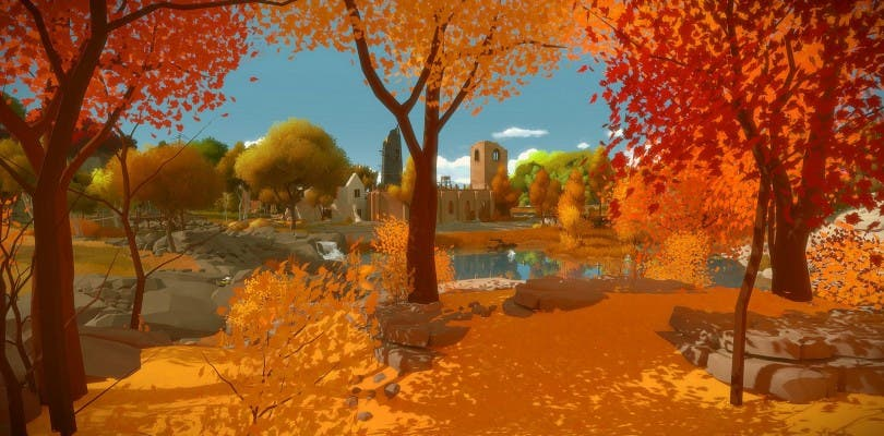 The Witness se actualiza en PlayStation 4 para evitar mareos