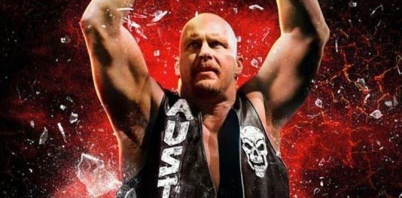 WWE 2K16 es la cuarta oferta de Navidad de PlayStation