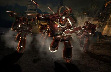 Nuevo gameplay de Warhammer 40,000: Eternal Crusade