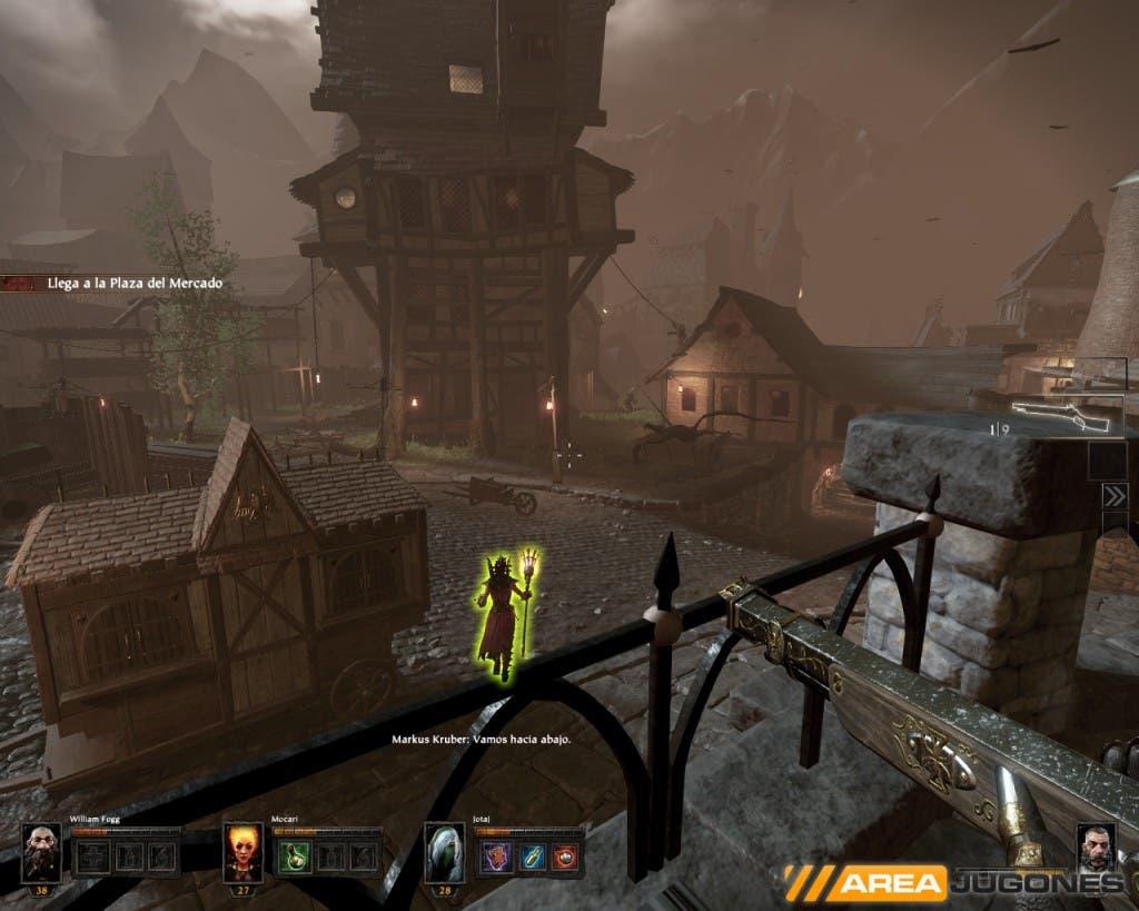 Warhammer Vermintide screenshot 7
