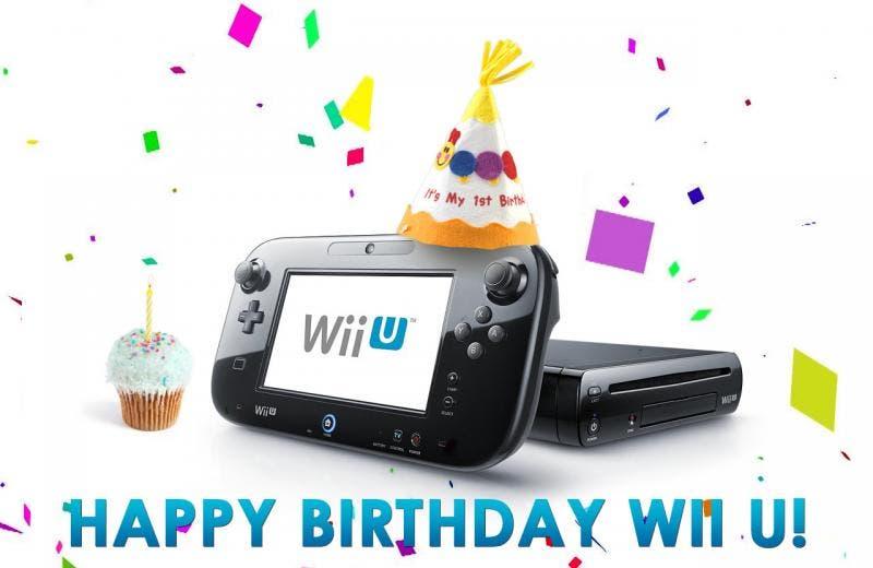 Wii U Happy Birthday