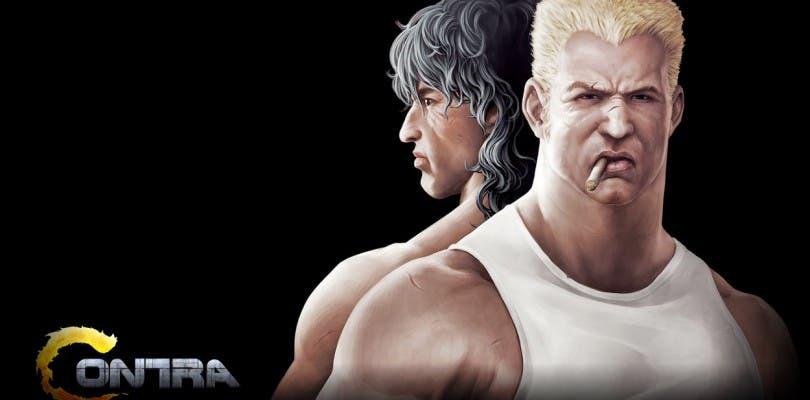 Konami anuncia una nueva entrega de su saga Contra