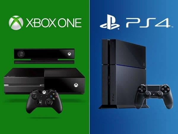 Xbox One PS4 PlayStation 4