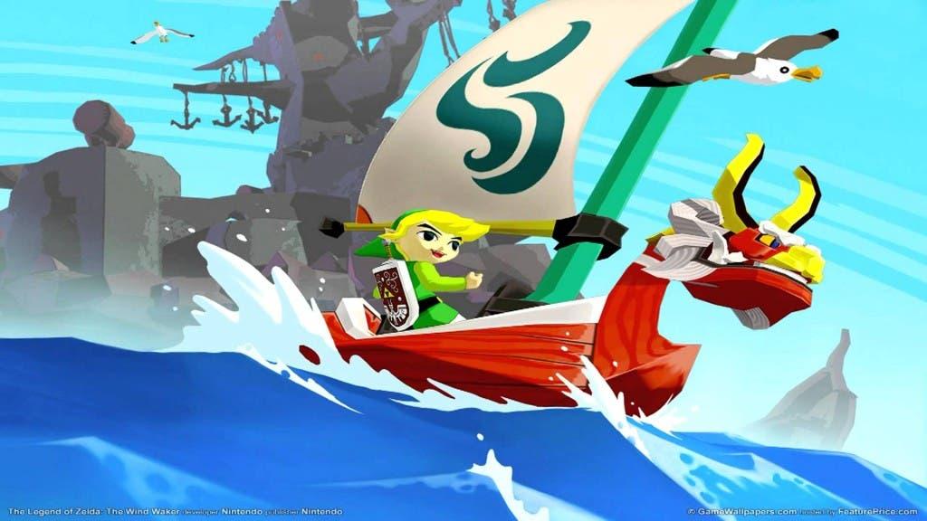 Zelda Wind Waker 3