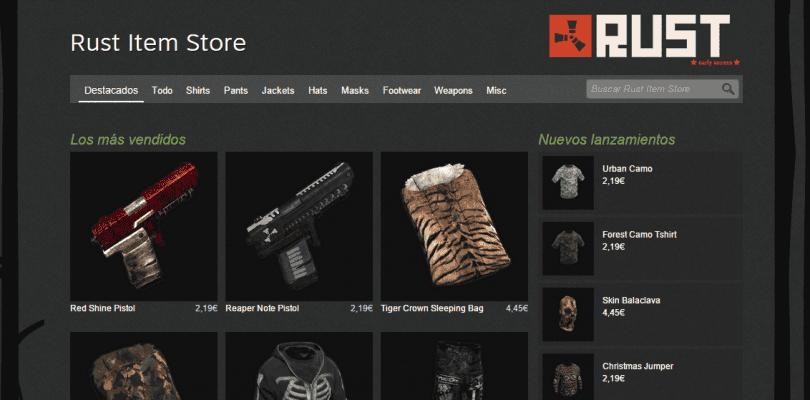 Steam pone en funcionamiento las Item Stores