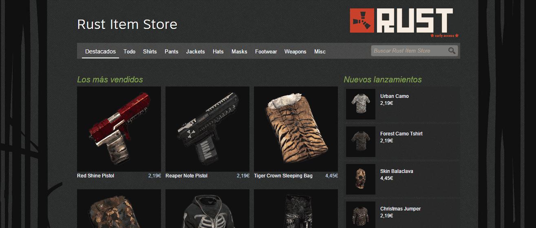 Imagen de Steam pone en funcionamiento las Item Stores