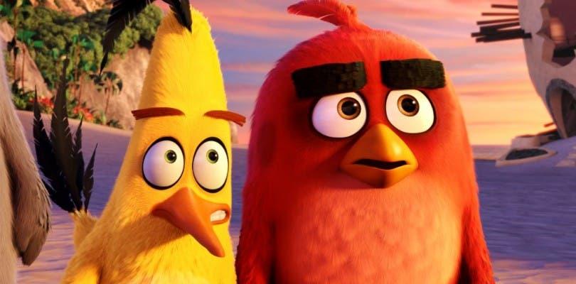 Un nuevo clip de Angry Birds: La Película nos felicita las Navidades