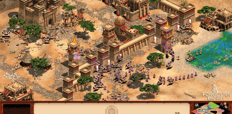 Age of Empires II HD: The African Kingdoms verá la luz esta semana