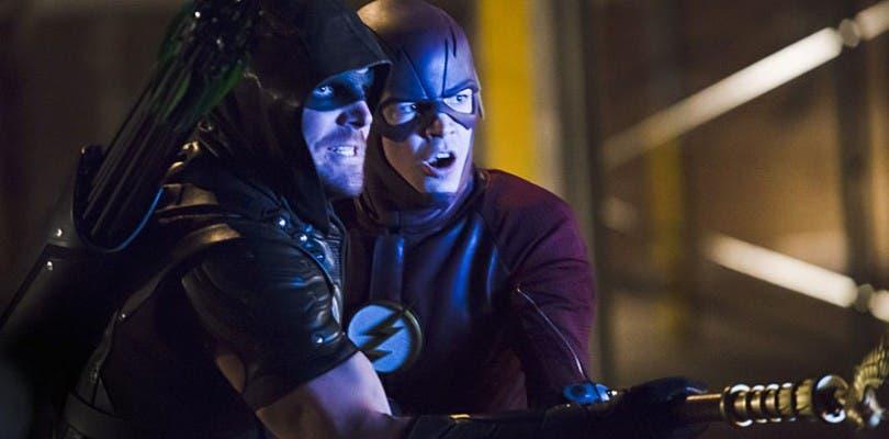 Primeras imágenes promocionales del crossover entre Arrow y The Flash