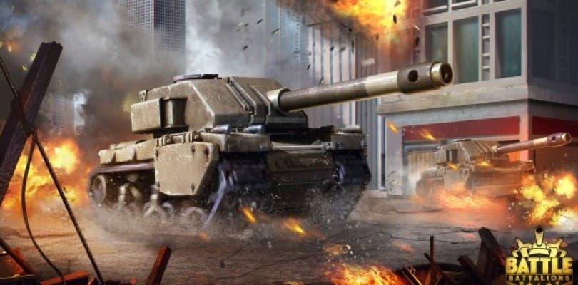 El nuevo MOBA gratuito Battle Battalions ya está disponible en Steam