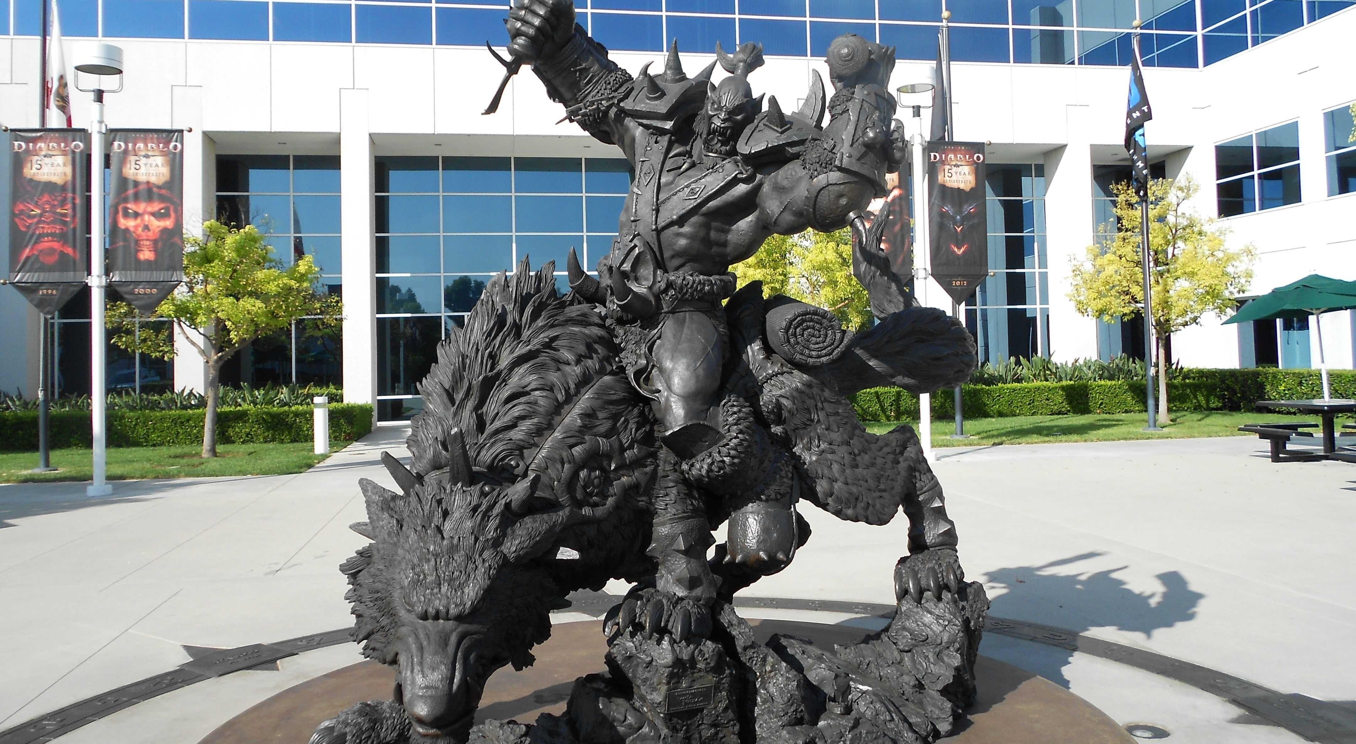 Imagen de Blizzard podría traer de vuelta sus títulos más célebres