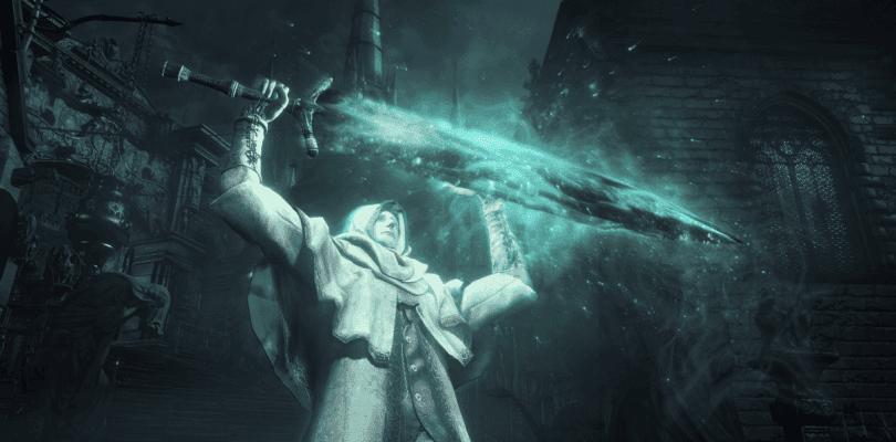 Gameplay de La Liga en la actualización de Bloodborne