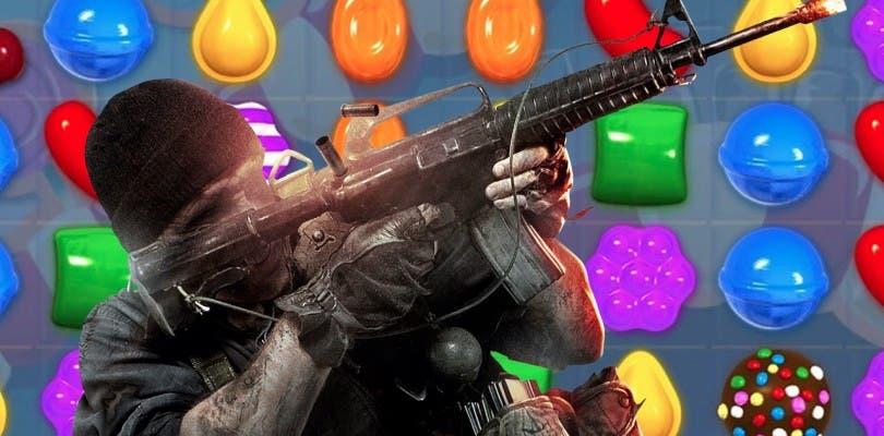 King adaptaría algunas sagas de Activision y Blizzard a móviles