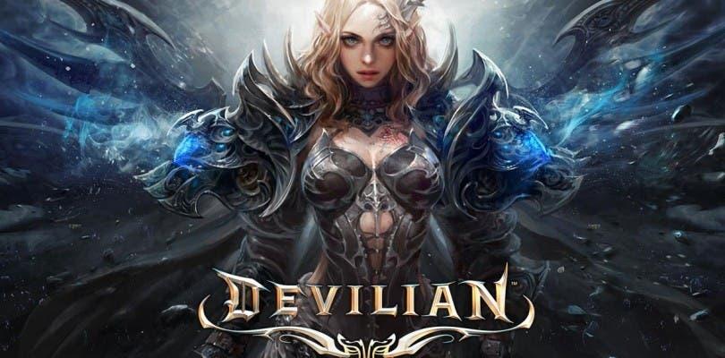 Ya puedes probar Devilian de forma gratuita