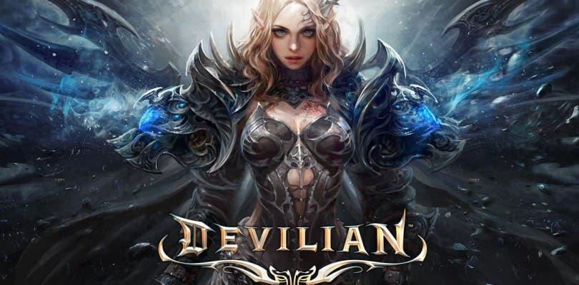 Imagen de Ya puedes probar Devilian de forma gratuita