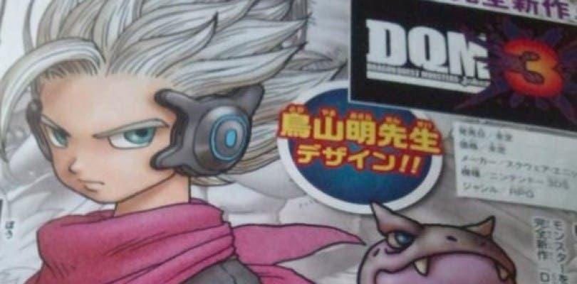 Se muestran más imágenes y detalles de Dragon Quest Monsters: Joker 3