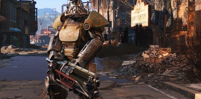 La versión 1.4 de Fallout 4 llega a las versiones de consola