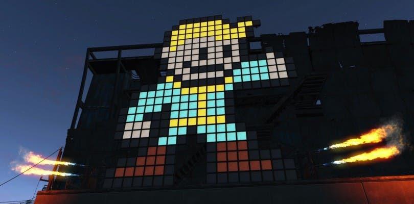 Los parones de Fallout 4 se pueden solucionar usando un disco duro externo