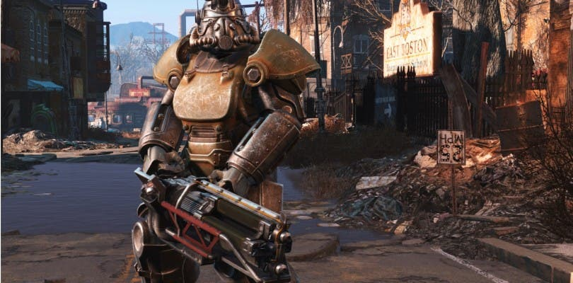 Ya disponible el primer parche beta de Fallout 4 para PC